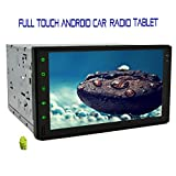 Super 7 inch capacitive Full-touch screen Car GPS for Universal Double Din In Dash GPS Navigation Tablet PC with Pure android 4.2.2 GPS WIFI 3G auto radio No DVD Disc Player