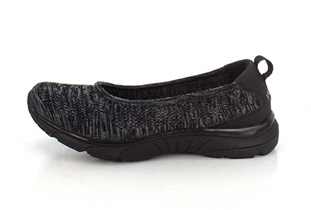 Vionic Womens Flex Aviva Slip-On Sneaker Black Size 6.5