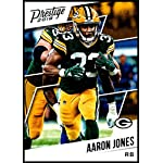 best website 38a36 3bc7f Autographed Aaron Jones (Green Bay Packers) Jersey - #33 ...