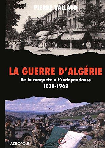 La Guerre d'Algérie, nouvelle édition