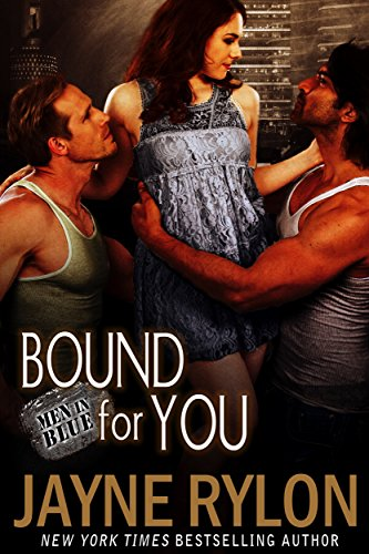 bound for you an mmf bisexual menage bdsm romantic suspense novel men in blue book 6
