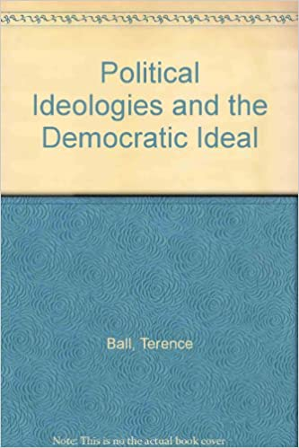 Book Political Ideologies and the Democratic Ideal