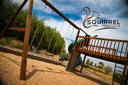 Squirrel Products Heavy Duty Swing Seat - Swing Set Accessories Swing Seat Replacement