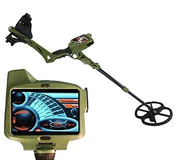Detector de metales EFX Ground serie MX400, GPS 11, detecta oro, monedas y metales: Amazon.es: Deportes y aire libre