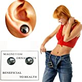 KaiKBax weight loss earrings Jewelry Magnetic Earring Bio-Magnetic Earrings. Help you slim down