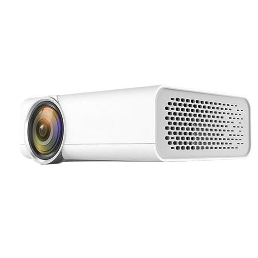 YOUXIU Proyector de Video de Cine en casa Casual 1080P Soporte ...