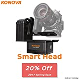 Konova Timelapse / Smart Head for Pan and Tilt