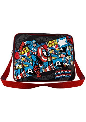 Marvel Captain America Hero Messenger Bag