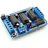 Generic 0826U40KLRA Q L293D Motor Driver/Stepper/Servo Shield for Arduino