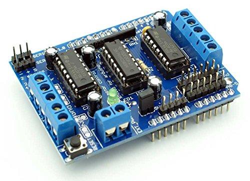 L293D Motor Drive Shield for Arduino UNO MEGA NANO Thingnovation