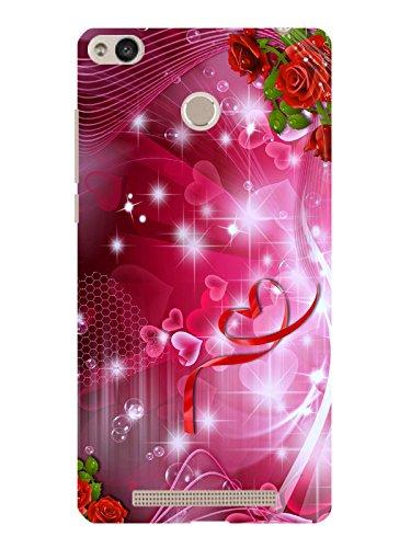 online store 9cf45 636c1 TREECASE Designer Printed Soft Silicone Back Case Cover For Xiaomi Redmi 3S  Prime