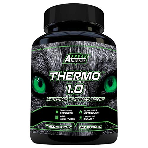 Thermo 1.0 Xtreme Fat Burner – Premium Grade Fat Burners Suitable for Both Men & Women – Made in The UK – High Quality…