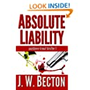 Absolute Liability (Southern Fraud Thriller Book 1)