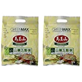 Greenmax - Yam & Multi Grains Cereal 14.8oz (Pack of 2)