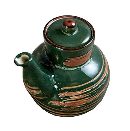 - DRAGON SONIC Cooking Container Ceramics Olive Oil/Vinegar/Barbecue Marinade/Dispenser,D