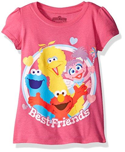Sesame Street Toddler Friends Short Sleeved