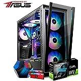 PC Gamer Powered By Asus/Core i9 9900K / Asus ROG Z390-F/RTX 2080 SUPER 8GB / 16GB 4133 MHZ RGB/HD 1TB / SSD M.2 256GB RGB/GABINETE MATREXX 70 RGB 3F