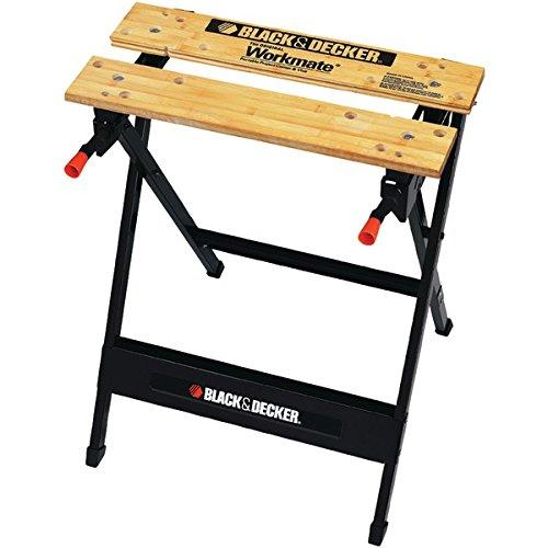 Black & Decker WM125 Workmate 125 350-Pound Capacity Portable Work Bench