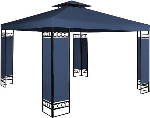 Deuba Carpa de 3 x 3 m Lorca con protección UV 50+ cenador ...