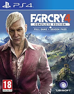 Far Cry 4 Complete Edition [Importación Inglesa]: Amazon.es: Videojuegos