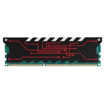 Richer-R Memoria DDR3 para PC,1600MHz,4G RAM, 240PIN ...