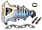 Fits Honda Civic Exhaust Manifold w/ Catalytic Converter for 01-05 1.7L L4 SOHC