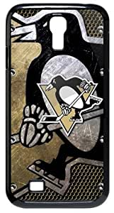 New Gift Pittsburgh Penguins Durable Case for Samsung Galaxy S4 Snap On