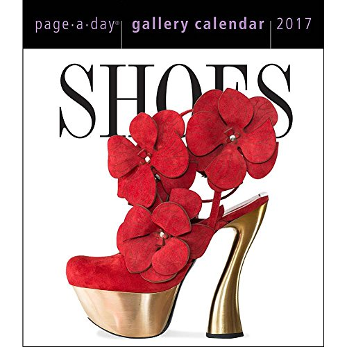 Shoes 2017 Page-A-Day Gallery Calendar