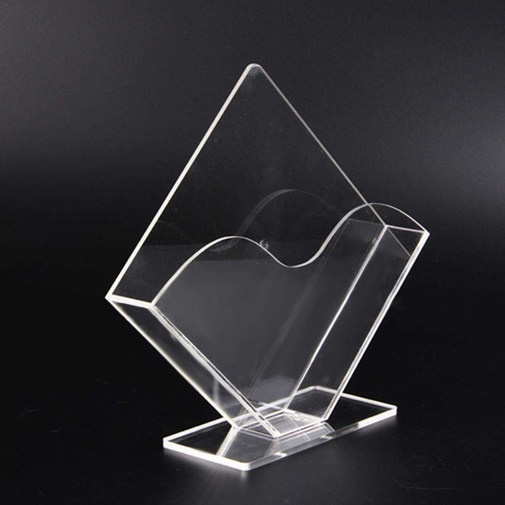 slim porta tovagliolo in acrilico trasparente Feiledi commercio innovative portatovaglioli asse portatovaglioli per tavolo da pranzo e cucina contatore