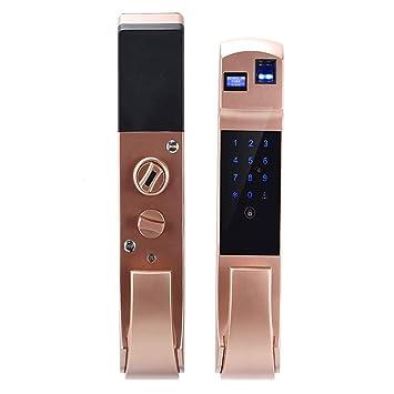 Amazon.com: BNSDMM - Cerradura de puerta inteligente ...