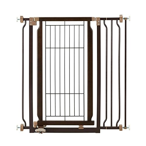 Richell Hands-Free Pet Gate by Richell