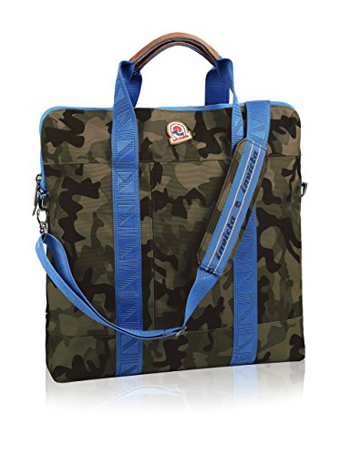 Invicta Shopper Pc-Tablet Office Verde Camouflage