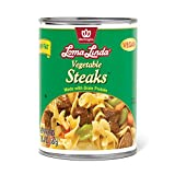 Loma Linda - Vegan - Vegetable Steaks (20 oz.) (Pack of 12) - Kosher