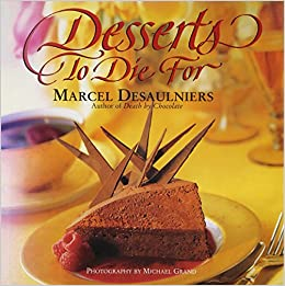 Book Desserts To Die For