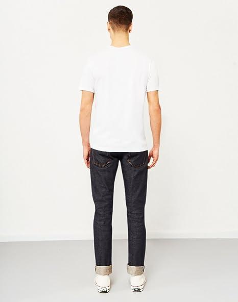 Sunspel - Camiseta - para Hombre: Amazon.es: Ropa y accesorios