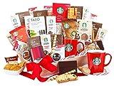 California Delicious Starbucks Super Spectacular Holiday Gift Basket
