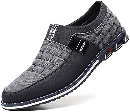 COSIDRAM Men Casual Loafers Shoes