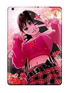 1020867K96082163 Premium Case With Scratch-resistant/ Anime Girl 114 Case Cover For Ipad Air