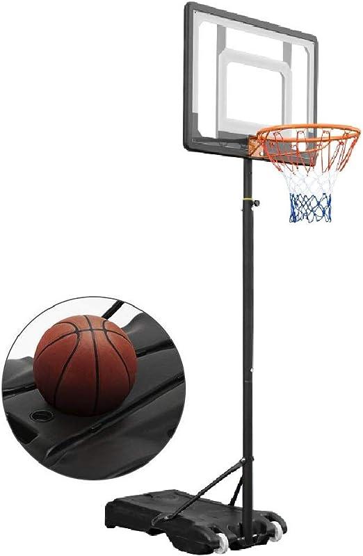 Basketball Hoop Aro de Baloncesto YXX para niños pequeños con 1 ...