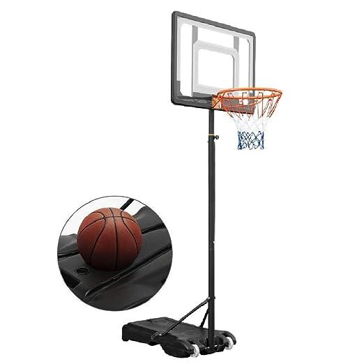 Canasta de baloncesto YXX Aro de Baloncesto for niños pequeños con ...
