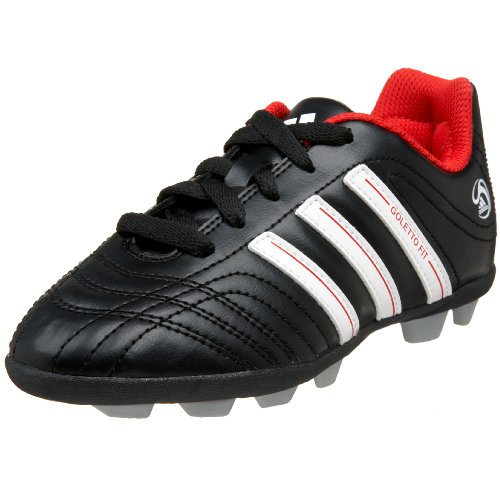 Adidas Toddler/Little Kid Goletto Fit TRX HG Soccer Shoe,...