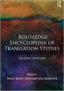 Book Routledge Encyclopedia of Translation Studies (2008-12-11)