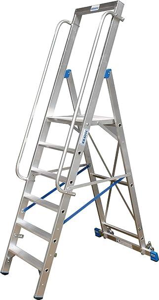 Escalera 1 x 4 peldaños. Stabilo Krause 127747 - Caña de pescar (0,95 m): Amazon.es: Bricolaje y herramientas