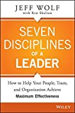img - for Seven Disciplines of A Leader book / textbook / text book