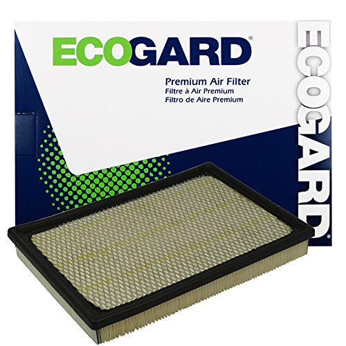 ECOGARD XA4343 Premium Engine Air Filter Fits Mercury Grand Marquis / Lincoln Town Car / Ford Crown Victoria, F-150, LTD Crown Victoria / Mercury Marauder / Ford Bronco, LTD, F-250, E-150 Econoline