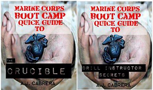 Marine Corps Boot Camp Bundle (Drill Marine Manual)