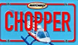 Chopper, Matchbox Staff, 0689861966