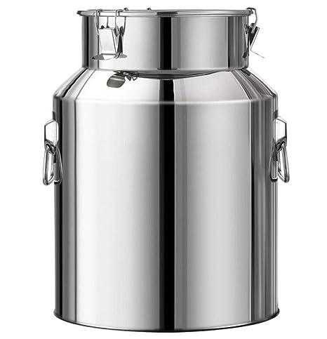 JSHFD Barril de fermentación de Acero Inoxidable Barril de ...