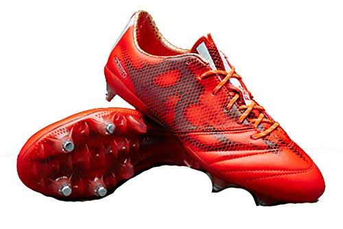 adidas AC8736 F50 adizero TRX SG Mens Football Boots piel talla UK 6,5 rojo