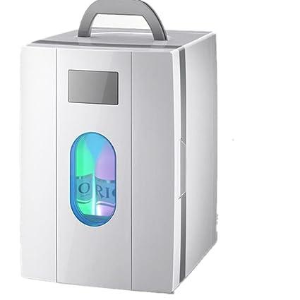 Amazon.es: sgtrehyc Mini refrigerador de coche portátil congelador ...